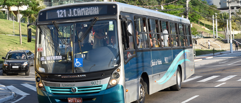 Reajuste de tarifa de ônibus passará pela Câmara de Vitória